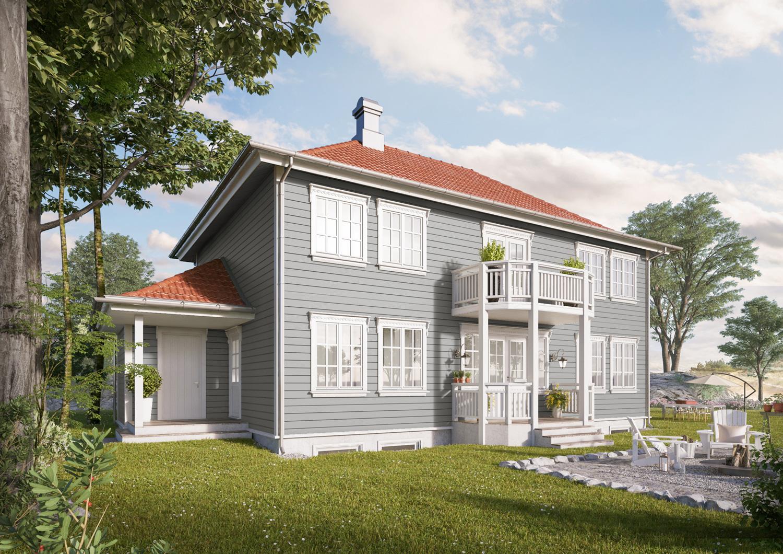 Sandefjord Illustrasjon