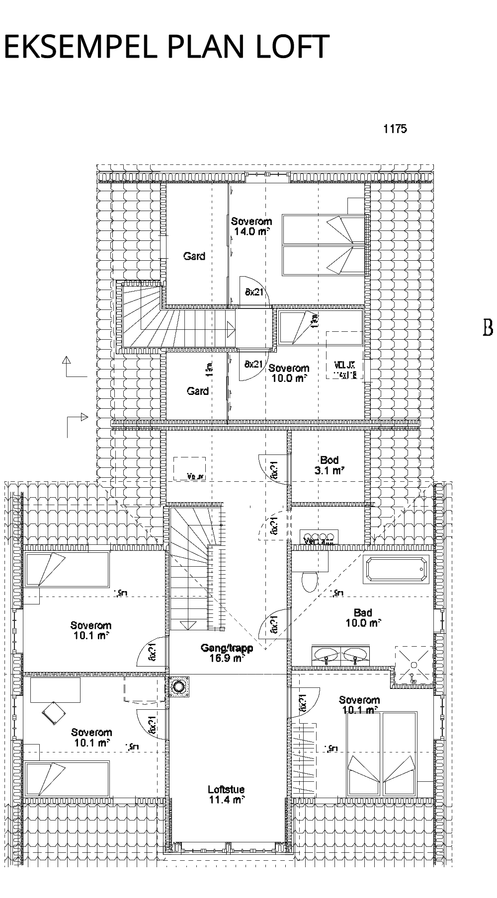 Kragerø Plan 2