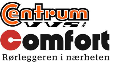 Centrum VVS Comfort Logo stor